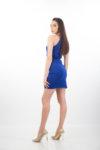 Дамска къса рокля UP - TO - DATE