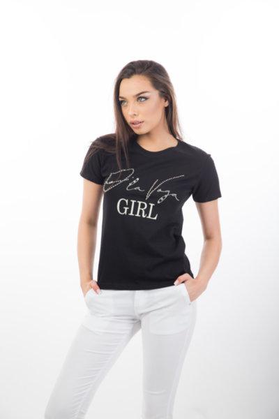 Дамска тениска GIRL