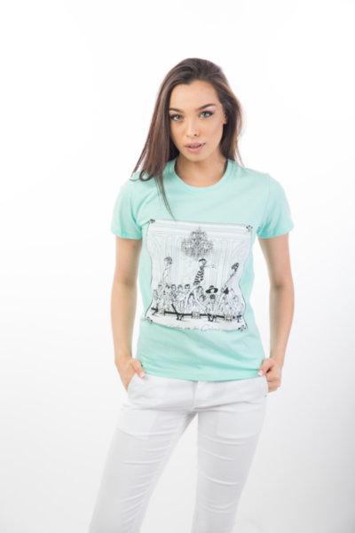 Дамска тениска CATWALK