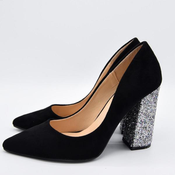 Обувки Шарлот черни