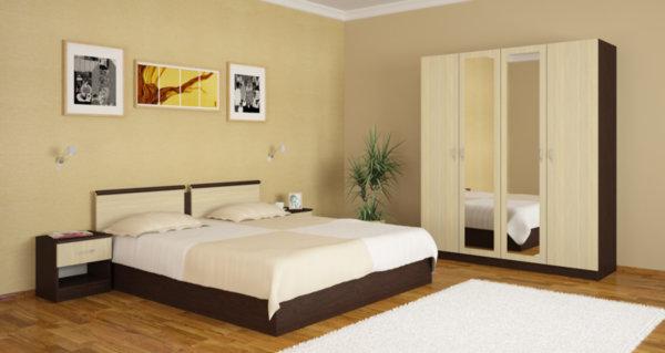 Спален комплект Примо 103