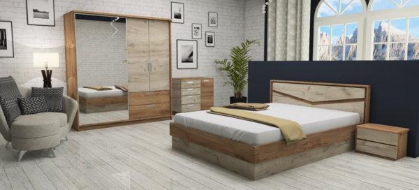Спален комплект Виго