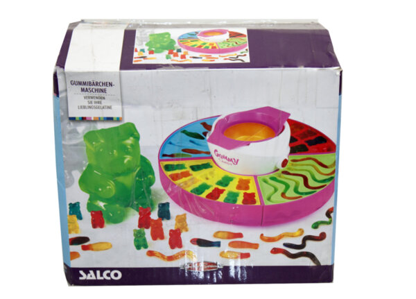 Форми за желирани бонбони или фигурки от пластелин