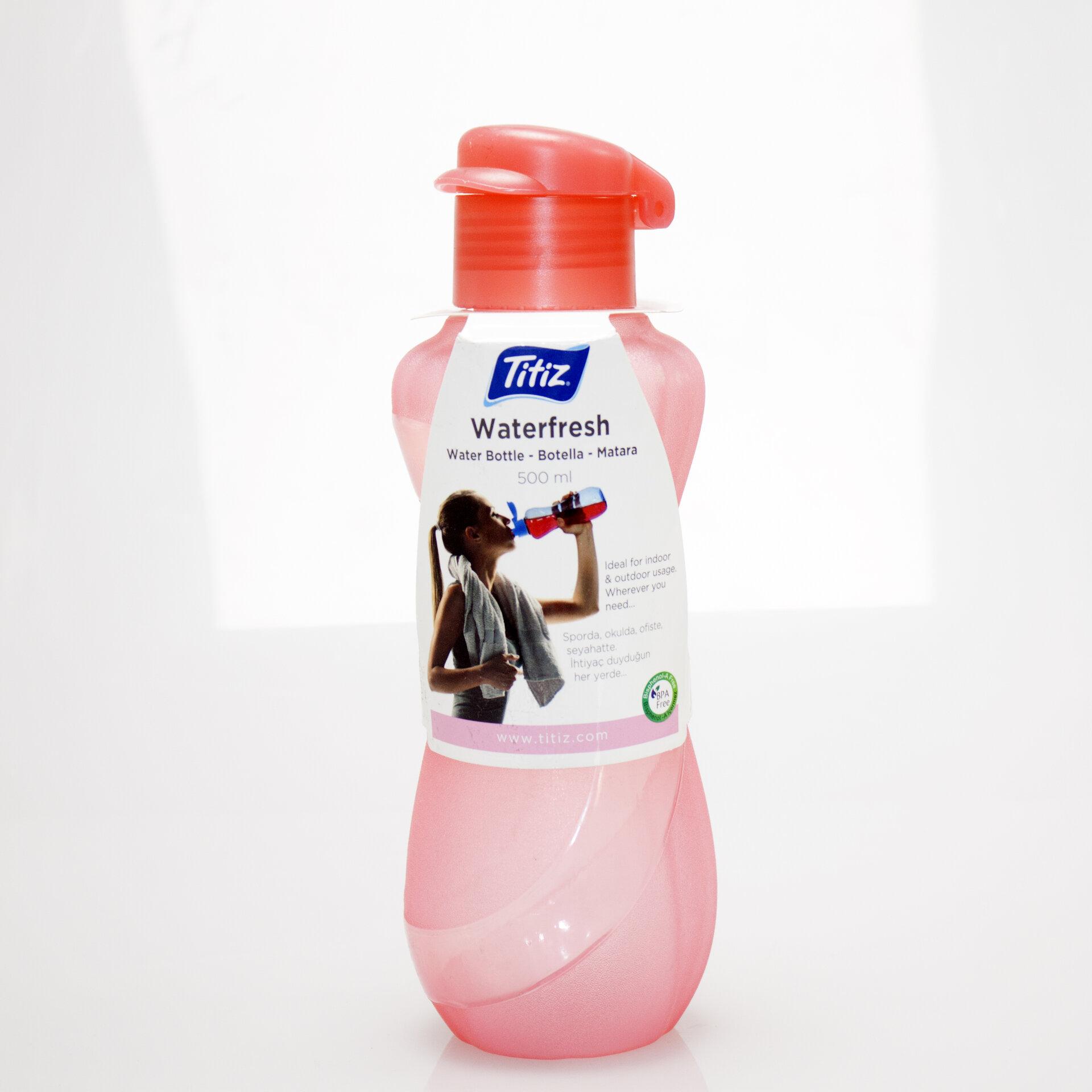 Пластмасова бутилка за вода