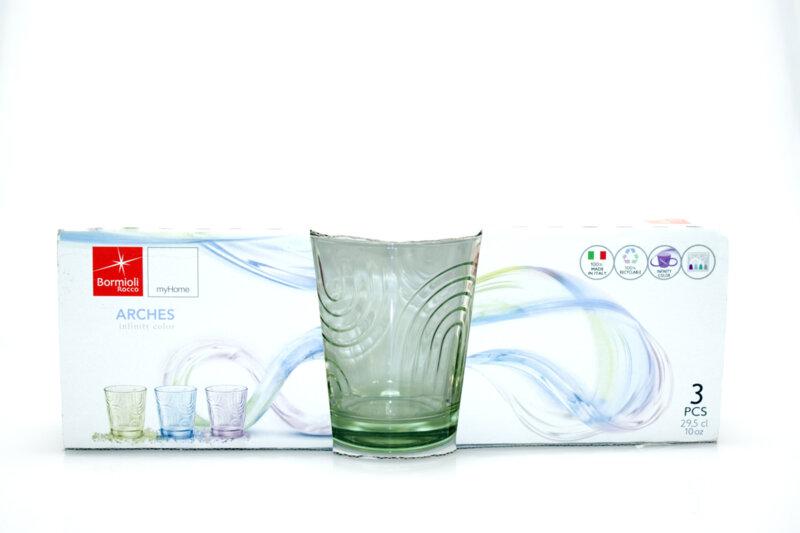 Стъклени чаши за вода