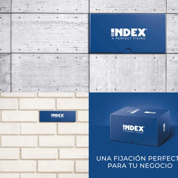 INDEX с нова корпоративна визия
