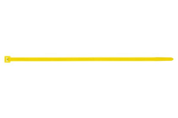 BN-AM RAL 1021 Кабелни връзки 4.8x200/жълти/100бр-Index