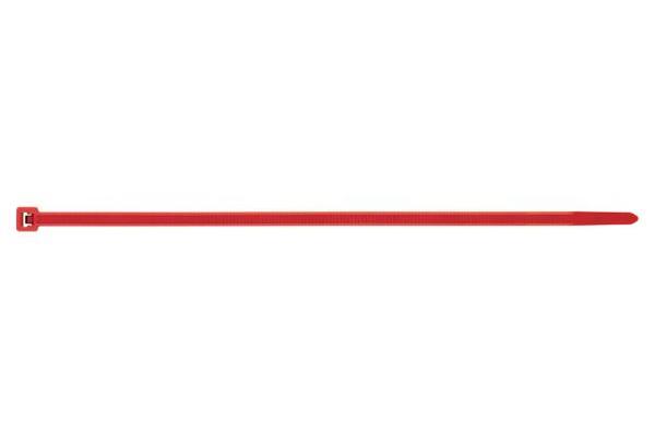 BN-RO RAL 3000 Кабелни връзки 2.5x100/червени/100бр-Index