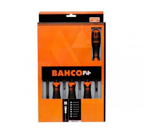 B-219 Отвертки 7бр/BachoFit/-Bahco