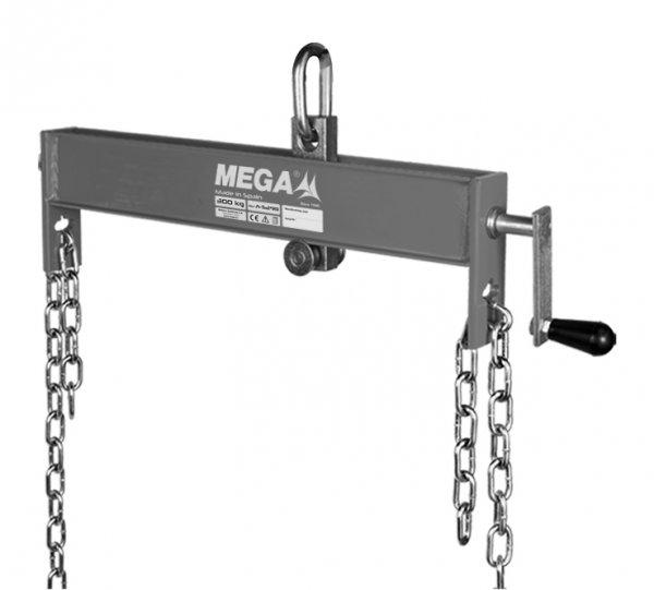 Товарен лост с вериги/L-1000mm/-Mega