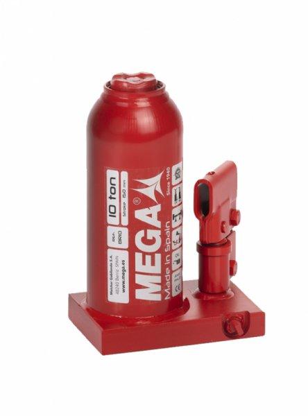 Хидравличен крик 10.0т/бутилка/-Mega