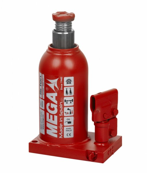 Хидравличен крик 15.0т/бутилка/-Mega
