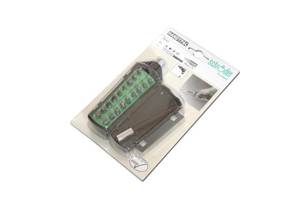 Накрайници 19ч/Handypac/Classic-Schroder