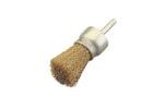 BF Четка камбанка с опашка ф30/0.12-стом тел/индустриална High Speed-Jaz