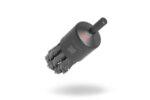 BR Четка камбанка с опашка ф19/0.37-стом усукана тел/индустриална High Speed-Jaz