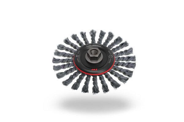 CAM Четка дискова 150х12хМ14/0.80-стом усукана тел/-Jaz