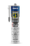 MS-PR Лепило Hybrid MS Polymer 290ml/бяло/-Index