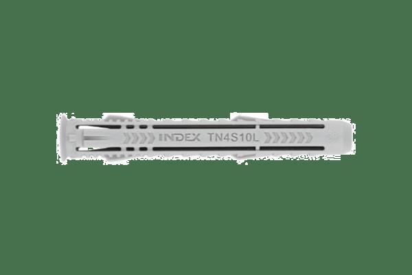 TN4S-L Дюбел найлон удължен 6х45/универсален/100бр-Index
