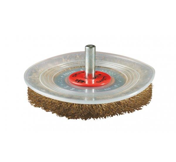BDEG Четка с опашка дискова 75мм/0.30-стом/защита-Jaz