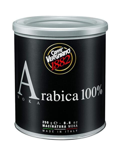 VERGNANO ARABICA 2 X 250 гр. 100% мока мляно кафе