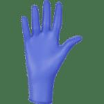 Ръкавици нитрил Nitrylex Basic, сини, 100бр. в кутия