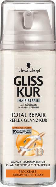 Серум за суха и накъсана коса Gliss Kur Total Repair