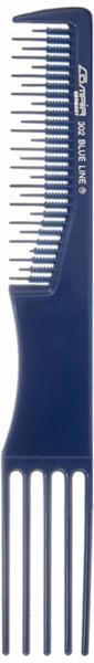 COMAIR Комбиниран гребен за коса, цвят - тъмно син