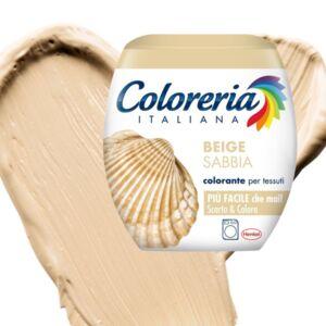 Coloreria Italiana BEIGE SABBIA пясъчно бежов цвят 350гр