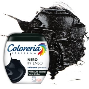 Coloreria Italiana NERO Intenso цвят черен 350гр