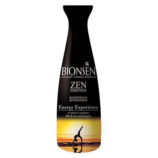 Душ гел Bionsen Zen Emotion с Черен чай 500мл