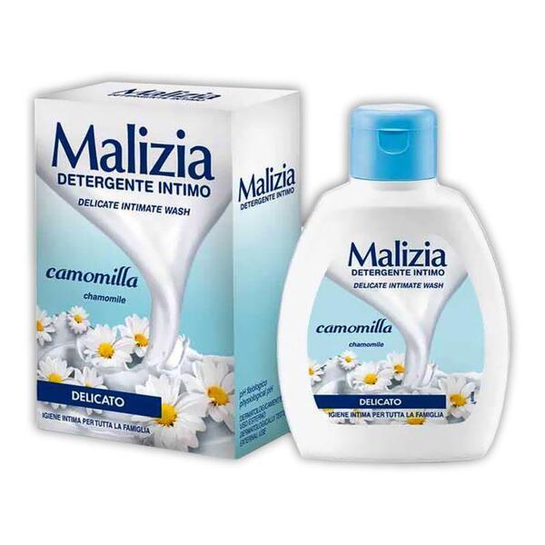 Интимен душ гел MALIZIA Camomilla 200 мл