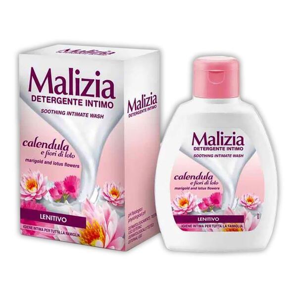 Интимен душ гел MALIZIA Calendula с Невен 200 мл