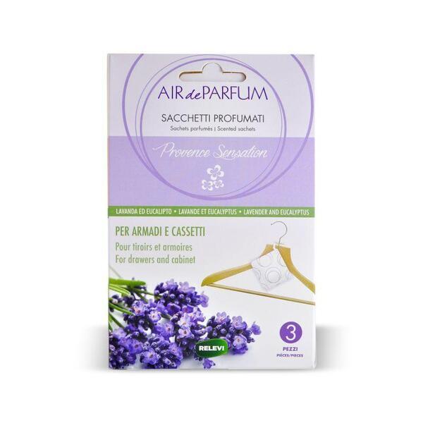 Парфюмни кърпички Air de Parfum Provance lavanda 3 бр