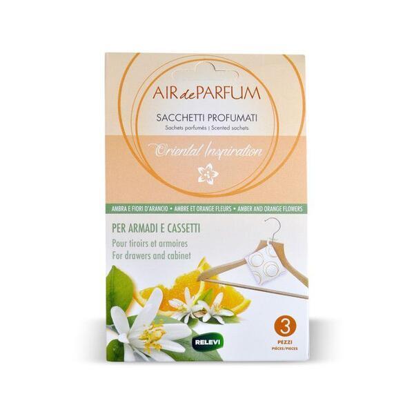 Парфюмни кърпички Air de Parfum Oriental 3 бр