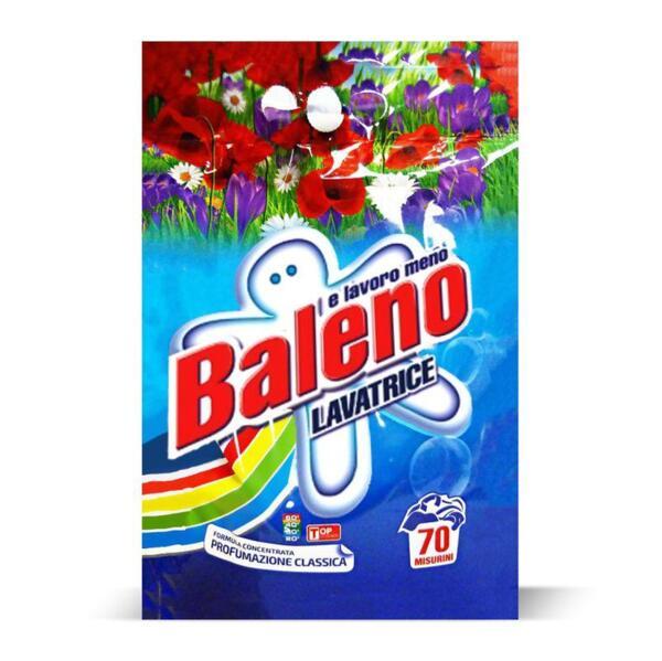 Прах за пране Baleno Classico с класически аромат 70 пр