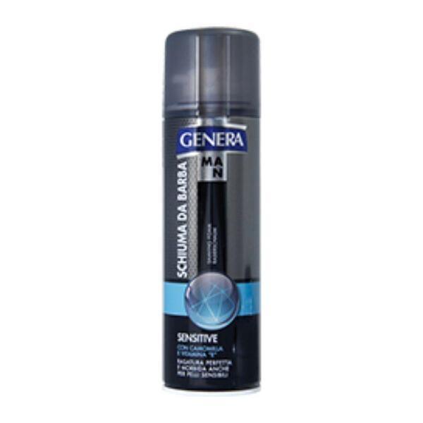 Пяна за бръснене Genera Senitive чувствителна кожа 300 мл