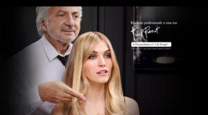 Шампоан Franck Provost за права коса 750 мл