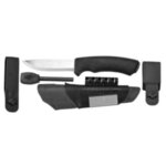 Тактически нож Mora Bushcraft Survival, черен