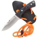 Джобен нож Muela - PECCARY-8M, черен