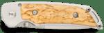 Сгъваем джобен нож Marttiini - MFK, къдрава бреза