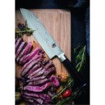 Кухненски универсален нож Kai, сантоку 18 см