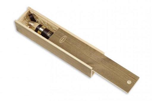 Подаръчна кутия Marttiini - Wooden Gift Box, с плъзгащ се капак