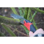 Ръчен сгъваем трион Silky, F180 - 7.5, червен