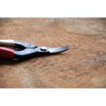 Градинска ножица за подрязваме с извит, заоблен връх Silky, Okatsune 301