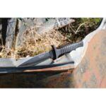 Тактически нож Smith&Wesson - SWHRT9B, алуминиева дръжка, черен