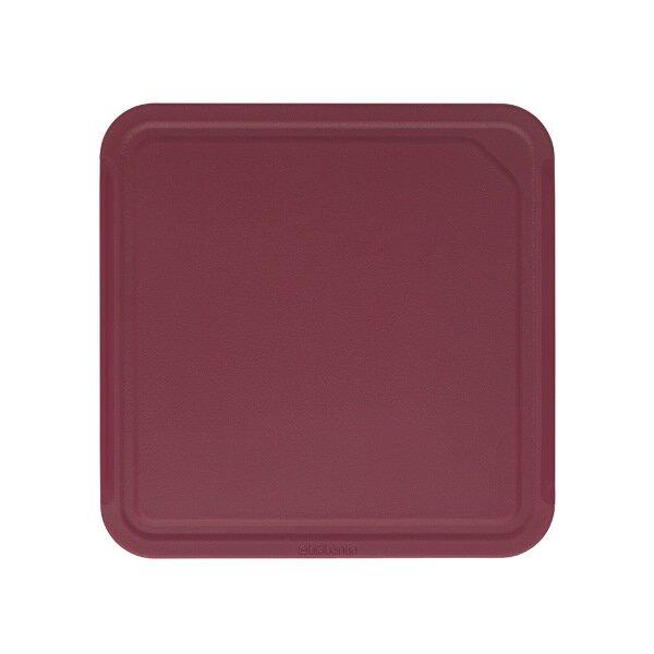 Дъска за рязане Brabantia - Tasty+, червена