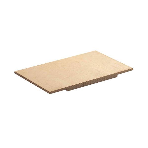 Дъска/плот Eppicotispai, от бреза, 50x37x0,9 см
