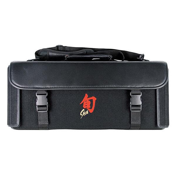 Чанта за ножове KAI - Shun DM-0780, полиестер, черна
