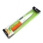 Нож LF FR-1705C,керамичен,13 сm, оранжев