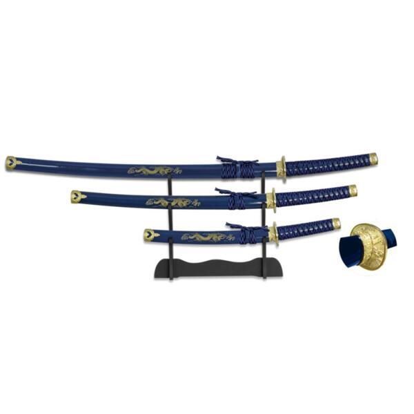 Комплект мечове Катана модел 31515-AZ TOLEDO
